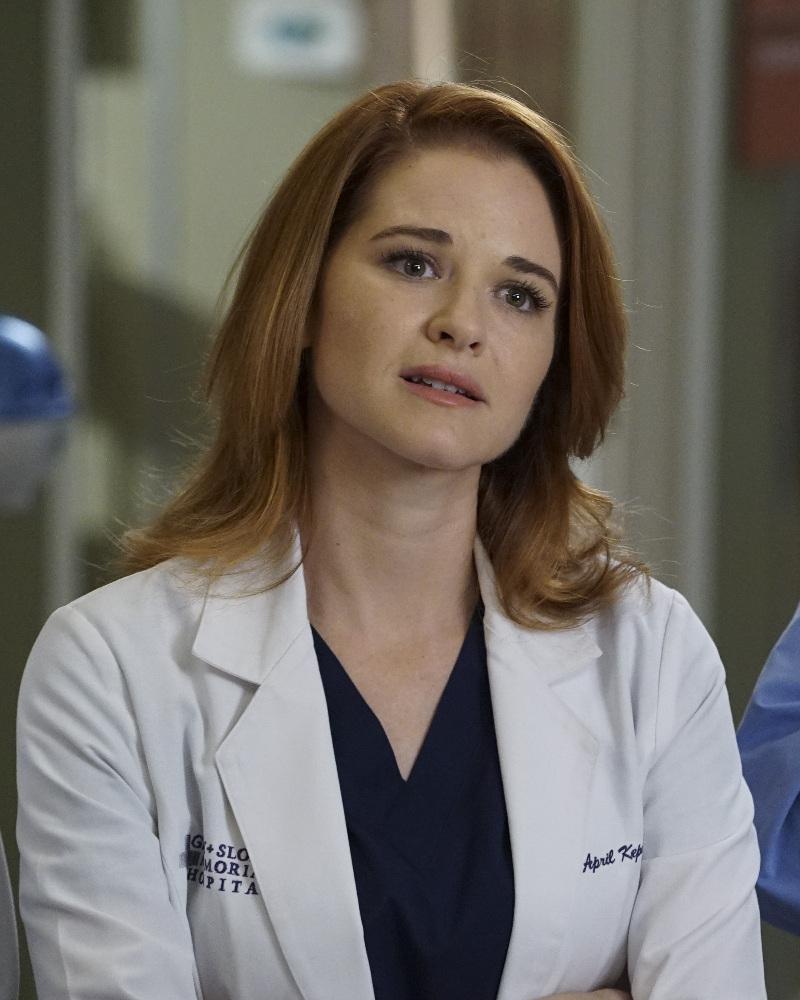 Dr. April Kepner
