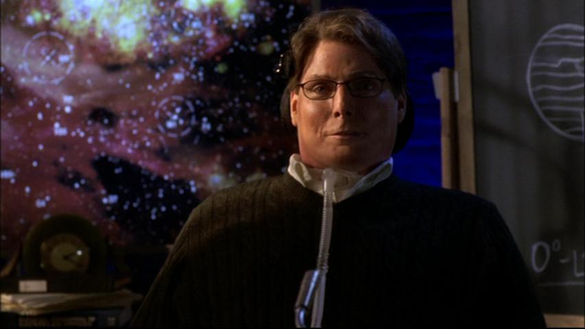 Dr. Virgil Swann