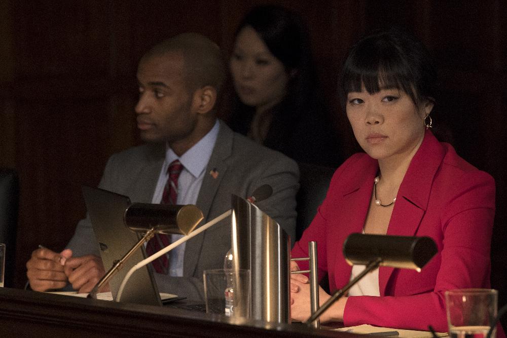 Congresswoman Mae Yoshida