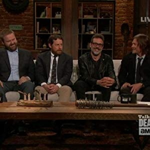 Himself - Guest, Himself, Executive Producer, 'The Walking Dead'