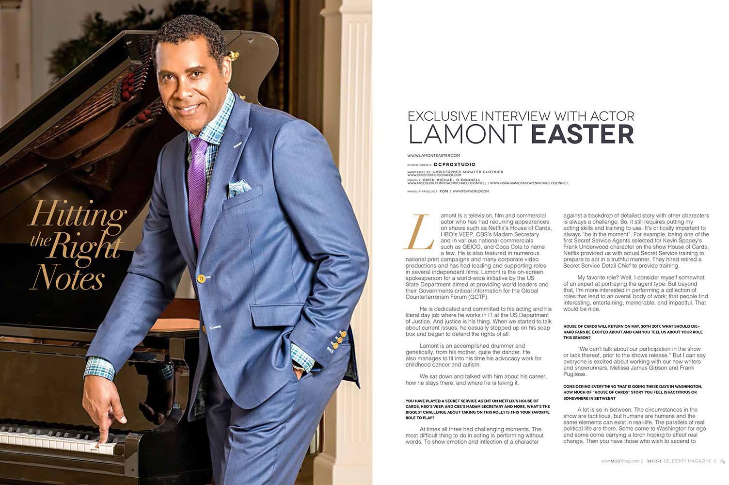 Lamont Easter