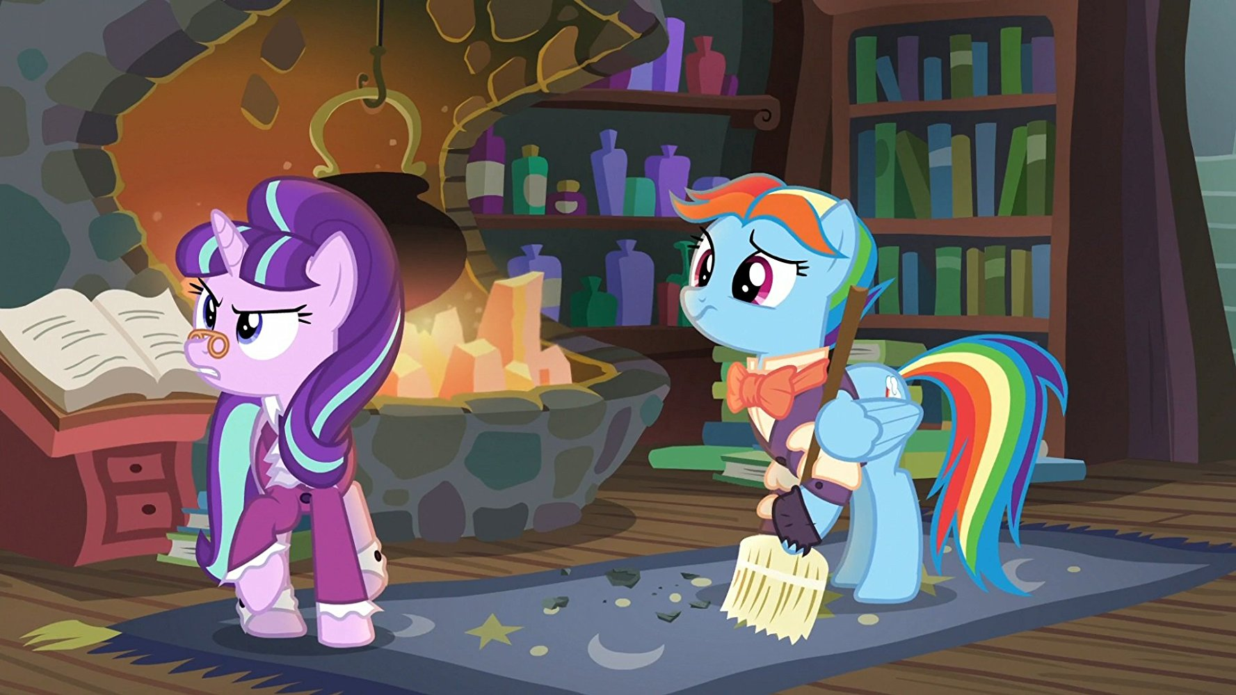 Starlight Glimmer character, list movies (My Little Pony