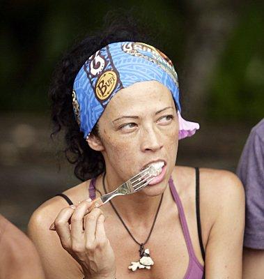 Herself - Galu Tribe, Herself - Galang Tribe, Herself - Redemption Island, Aiga Tribes, Herself - Third Juror, Herself - Aiga Tribe, Herself - Galu, Herself - Kasama Tribe, Herself, Herself - Redemption Island & Kasama Tribe...