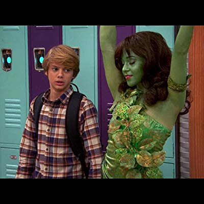 Green Dancing Girl