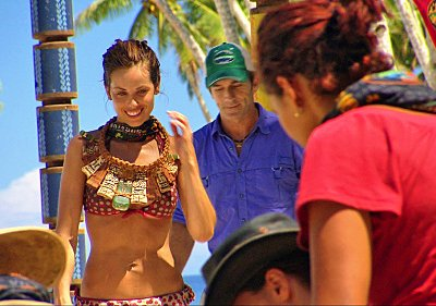 Herself - Villains Tribe, Herself - Gitanos Tribe, Herself - Casaya Tribe, Casaya Tribes, Herself, Herself - Bayoneta, Herself - The Jury, Herself - Yin Yang Tribe, Gitanos Tribes, Herself - Bayoneta Tribe...