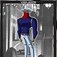 Greg Saunders, Vigilante, Alan Armstrong, Spy Smasher, Thanagarian #1