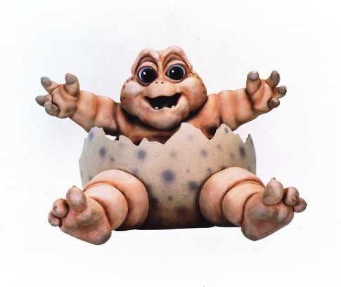 Baby Sinclair