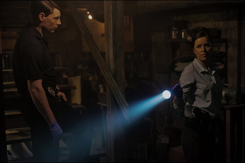 Detective Rhonda Boney