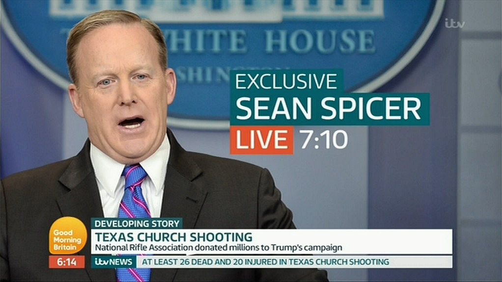 Sean Spicer