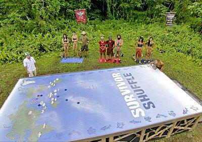 Herself - Heroes Tribe, Herself, Herself - Fei Long Tribe, Herself - Hae Da Fung Tribe, Herself - Dabu Tribe, Herself - Malakal Tribe, Herself - The Jury, Dabu Tribes, Hae Da Fung Tribes, Herself - Fei Long...