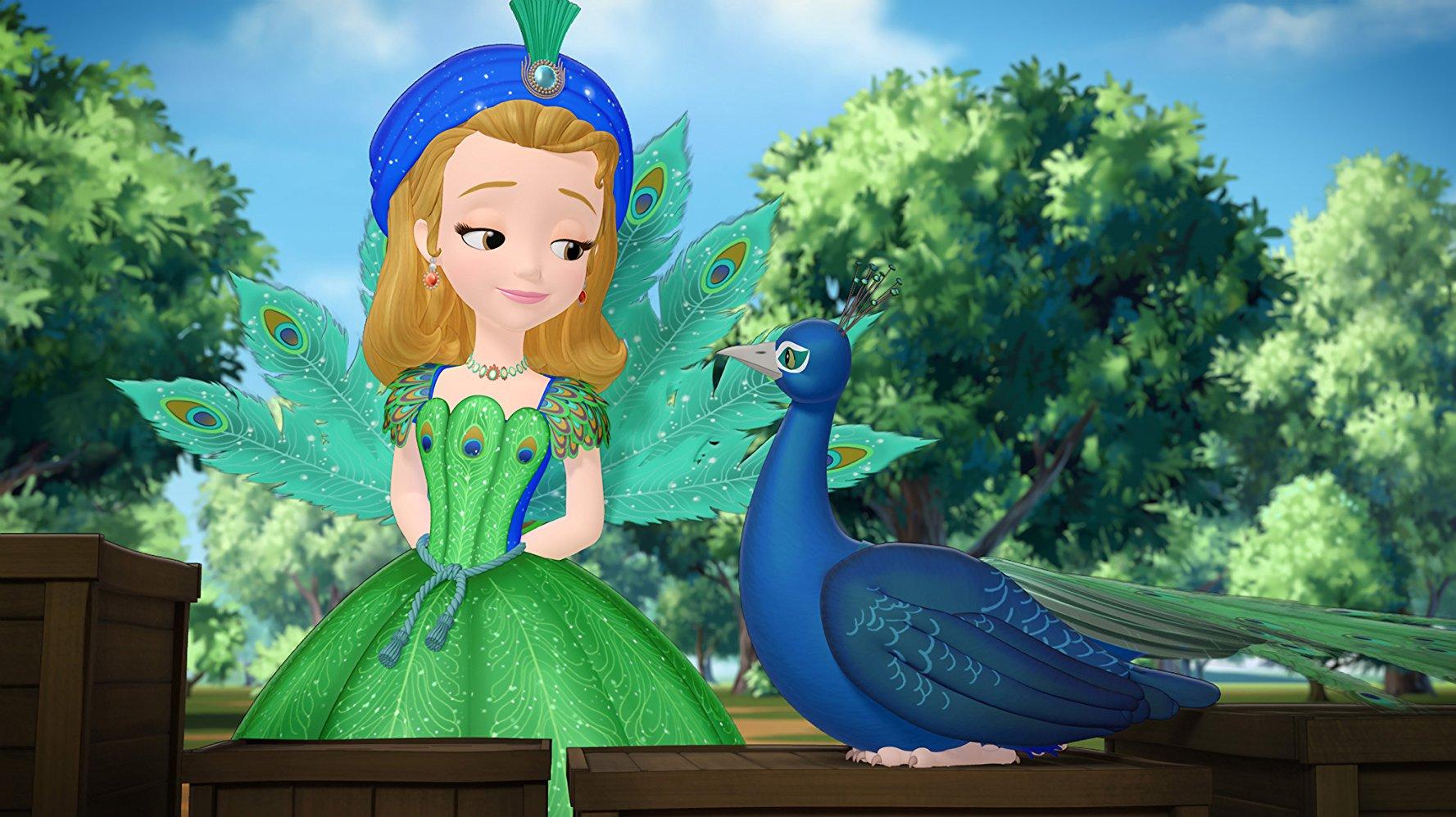 Картинки принцессы эмбер из софии прекрасной