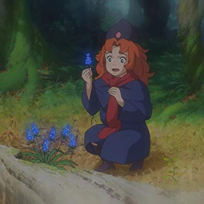 The Red-Haired Witch