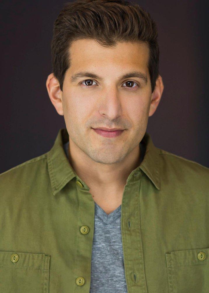 Adrian Bustamante