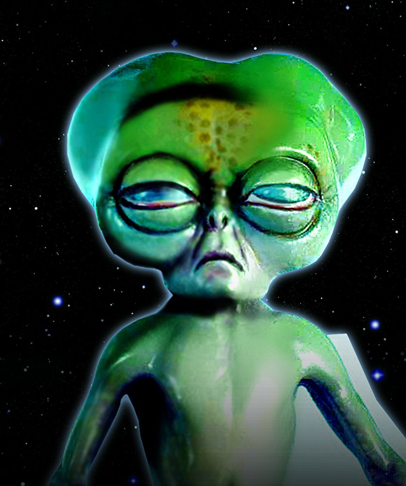 Rosenberg Alien