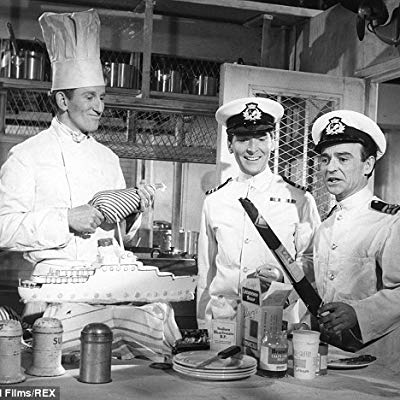 Wilfred Haines, Ship's Cook