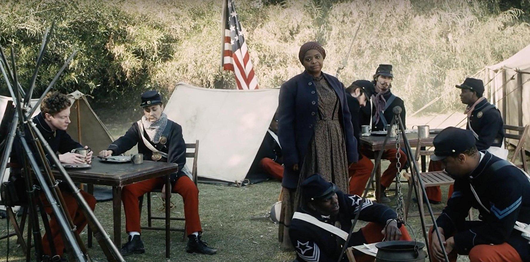 Harriet Tubman character, list movies (Underground ...