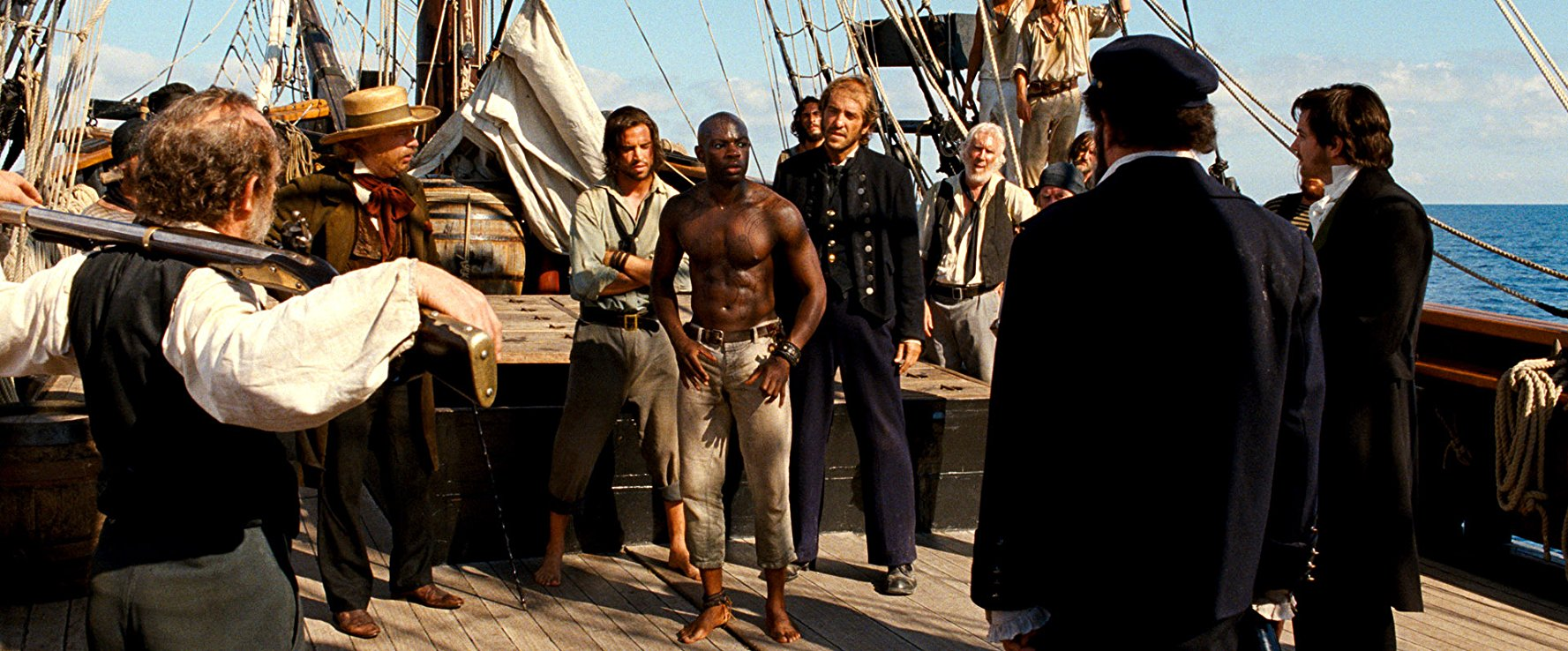 Captain Molyneux