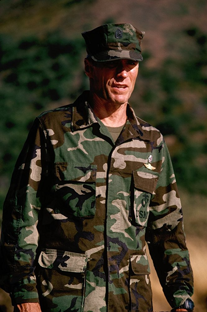 Gunnery Sgt. Tom 'Gunny' Highway