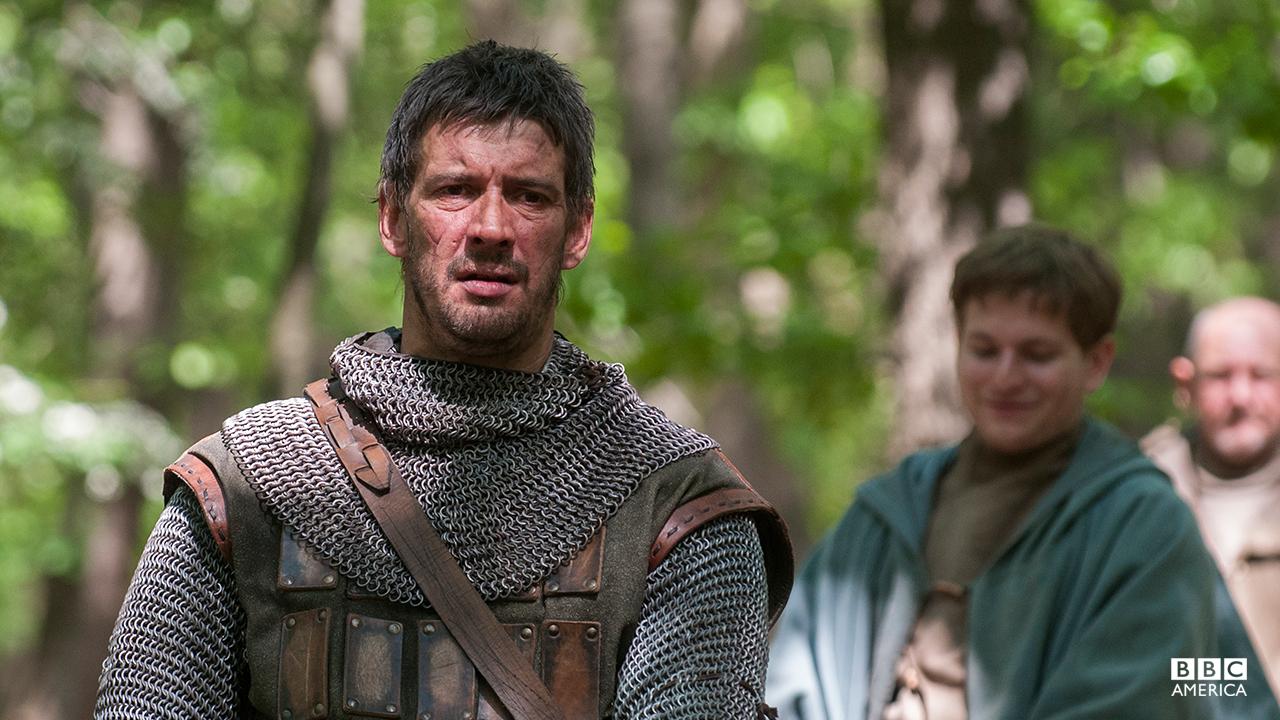 Leofric character, list movies (The Last Kingdom - Season 1
