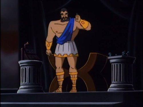 Maxwell 'Maxie' Zeus