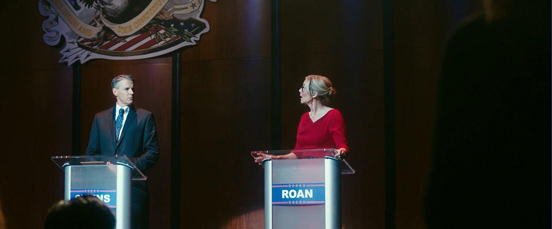 Senator Charlie Roan