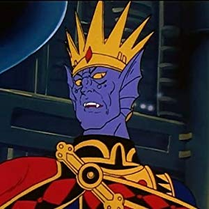 King Zarkon, Cmdr. Cossack, Cmdr. Yurak, Space Marshal Graham, Hazar, Robot, Mogor, Cmdr. Quark, Capt. Morgil, Capt. Quark...