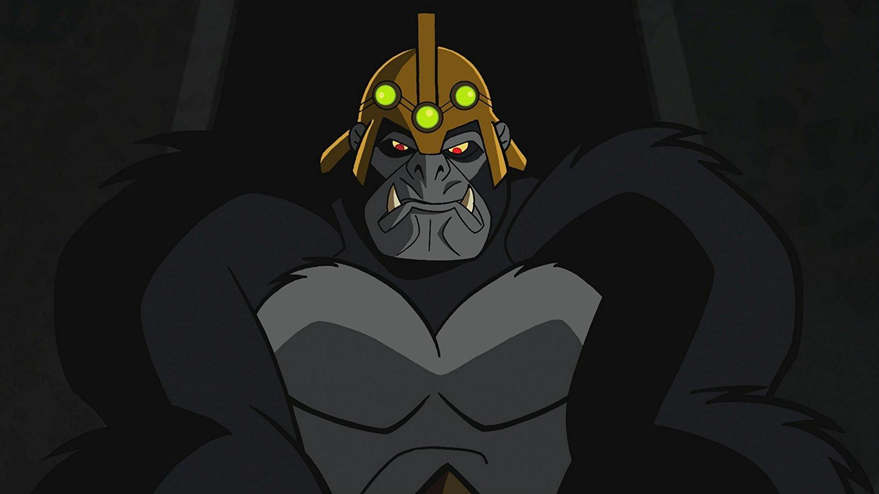 Gorilla Grodd