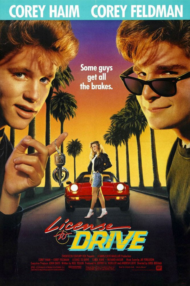 License to Drive
