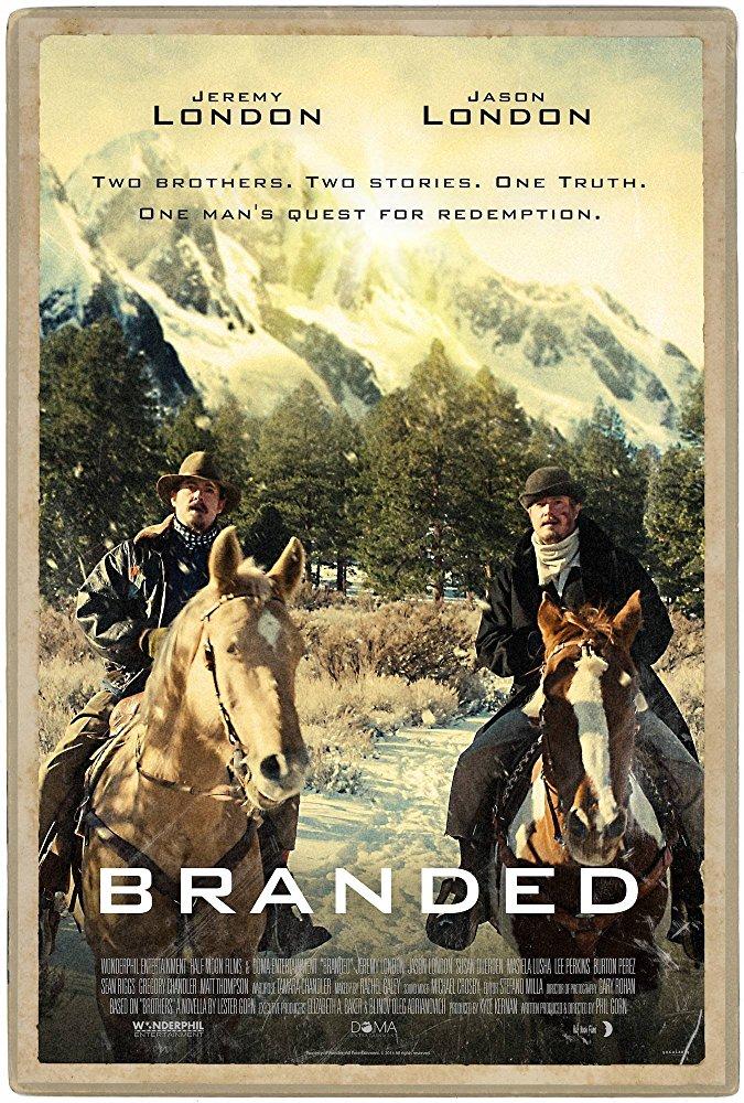 Branded (2017)