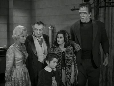 The Munsters - Season 1 Episode 22: Dance with Me, Herman