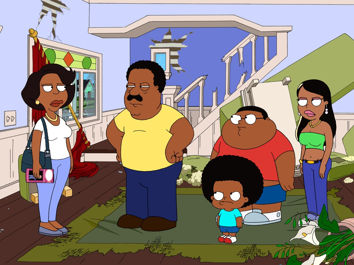 The Cleveland Show Season 3 Episode 05: Yemen Party