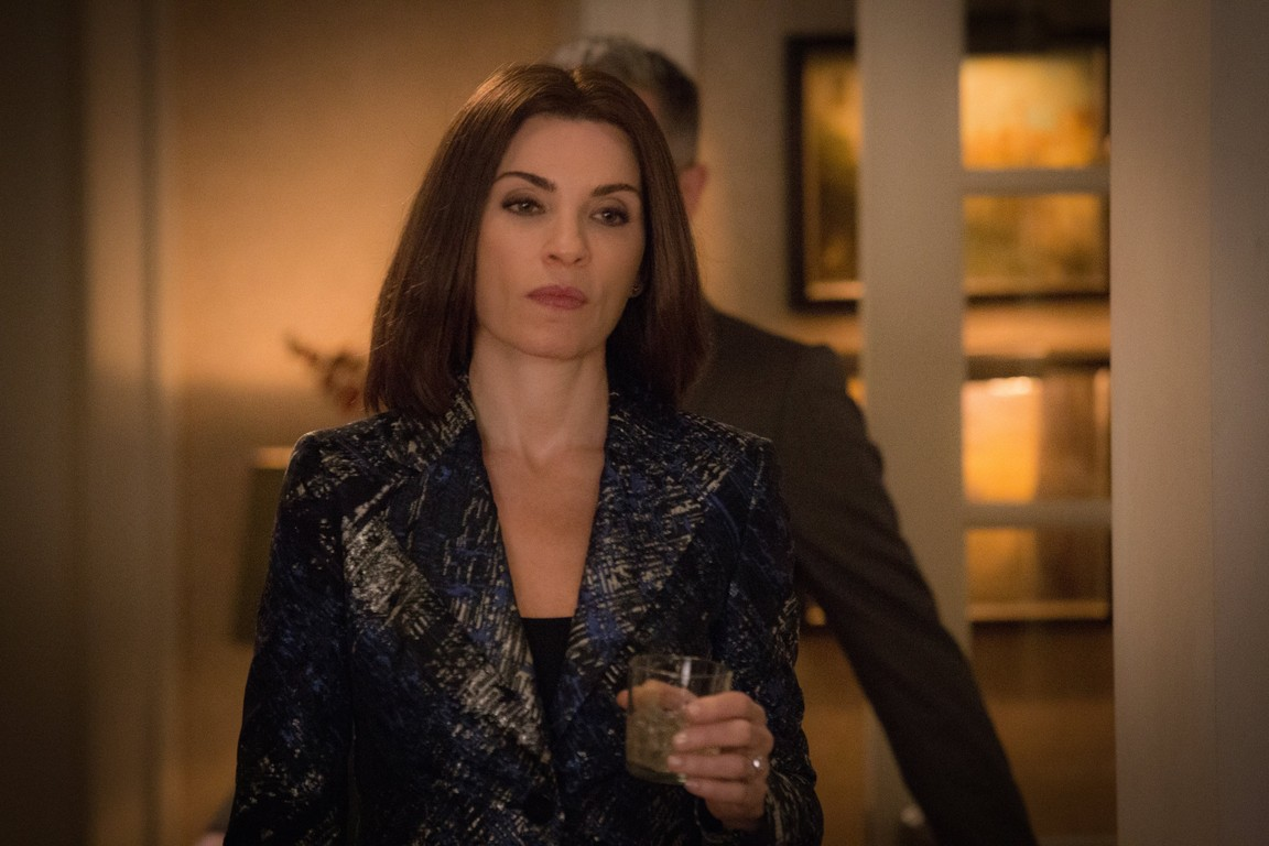 The Good Wife - Season 7 Episode 9: Discovery