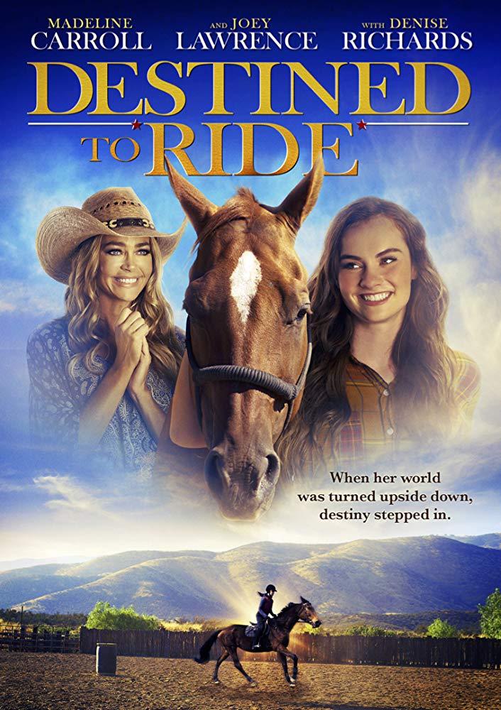 Destined to Ride (Pistachio)