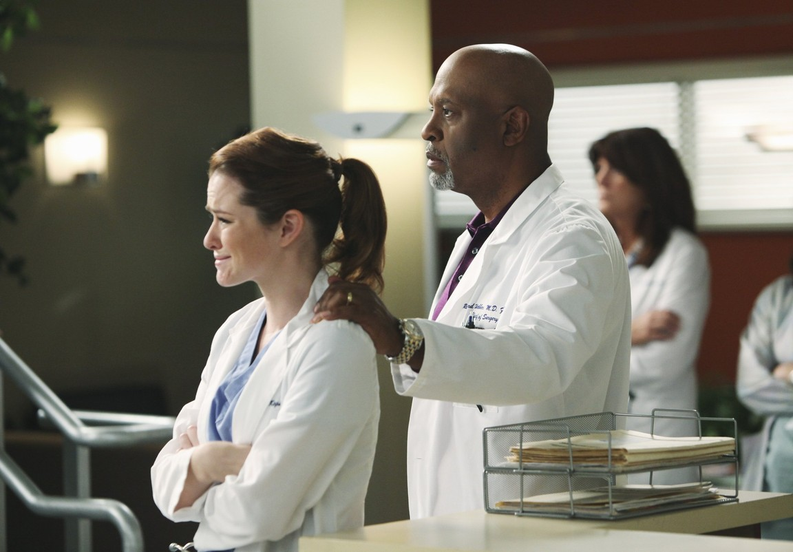 Greys Anatomy - Season 7 Episode 11: Disarm