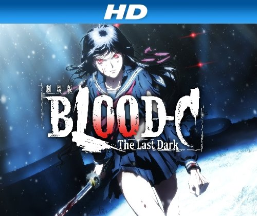 Blood C The Last Dark