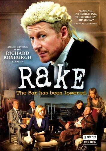 Rake - Season 4