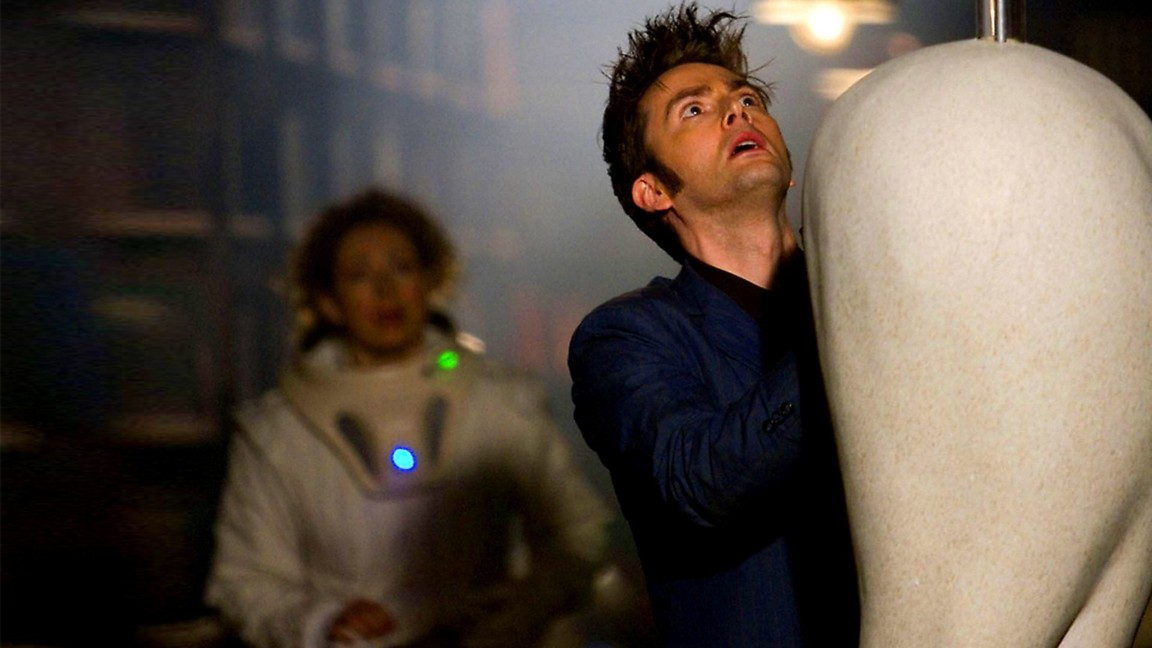 Doctor Who - Season 4 Episode 09: Forest of the Dead