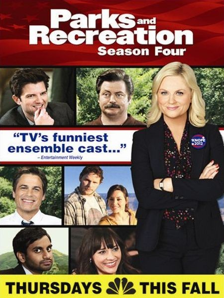 Parks and Recreation - Season 4 Episode 12: Campaign Ad