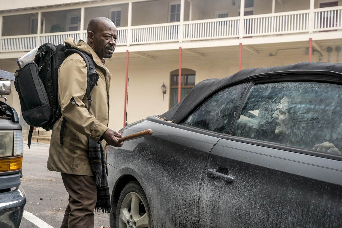 Fear the Walking Dead - Season 4 Episode 01: What's Your Story?