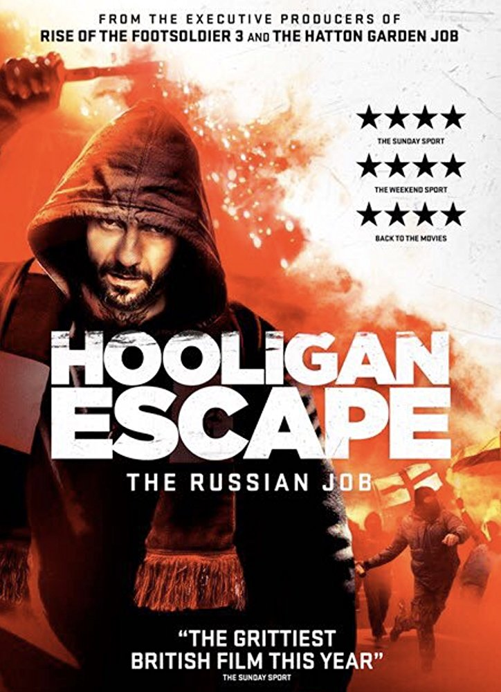 Hooligan Escape The Russian Job [Sub: Eng]