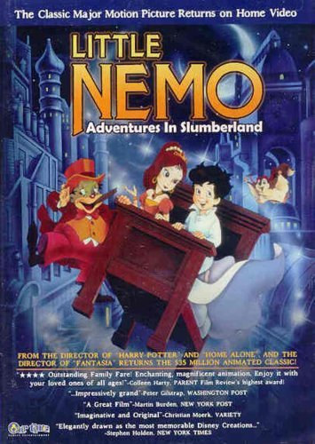 Little Nemo Adventures in Slumberland