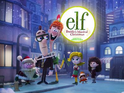 Elf Buddys Musical Christmas