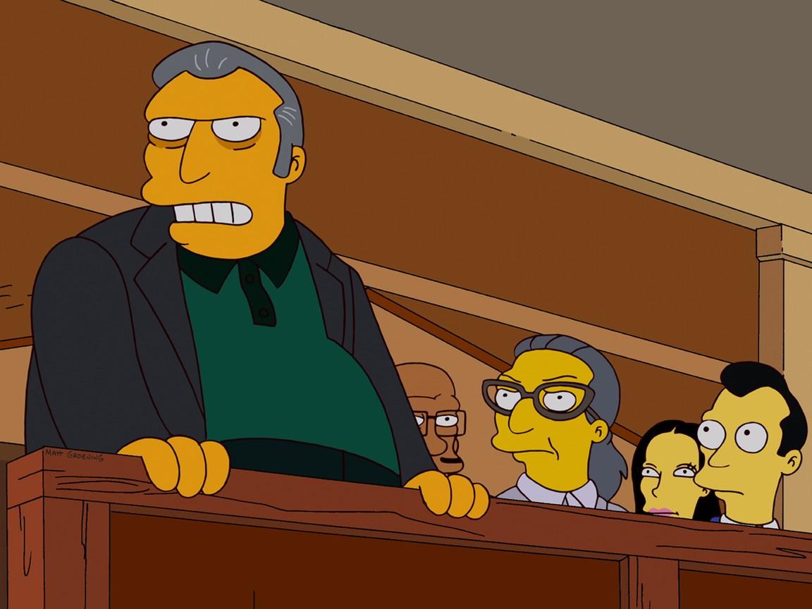 The Simpsons - Season 24 Episode 5: Penny-Wiseguys