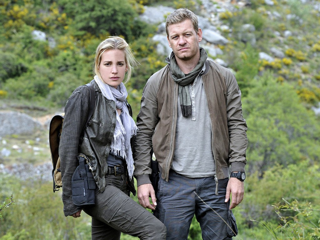Covert Affairs - Season 5 Episode 07: Brink of the Clouds