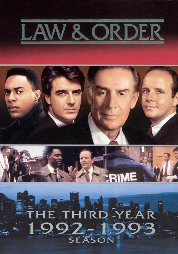 Law and Order - Season 3