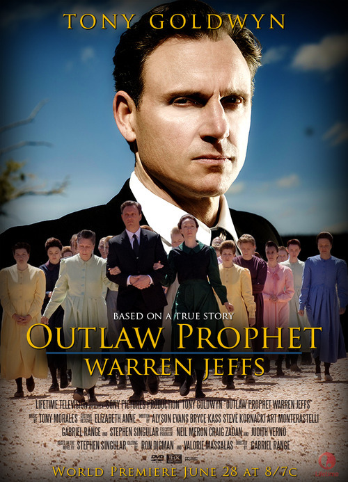 Outlaw Prophet-Warren Jeffs