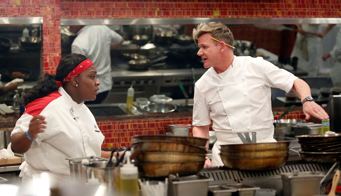 Hell's Kitchen - Season 16