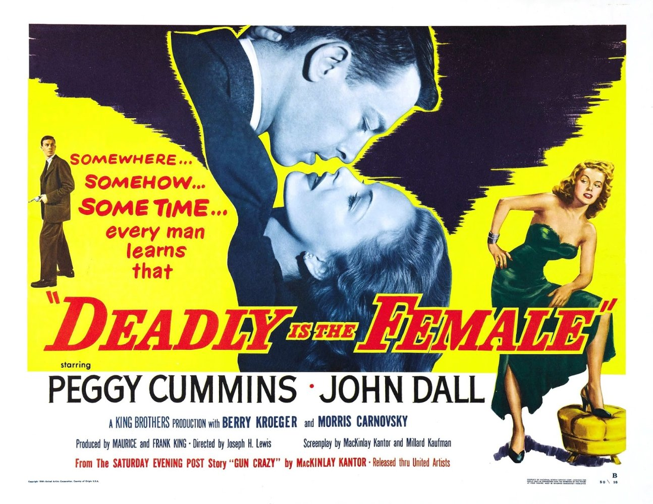 Deadly Is the Female (Gun Crazy)