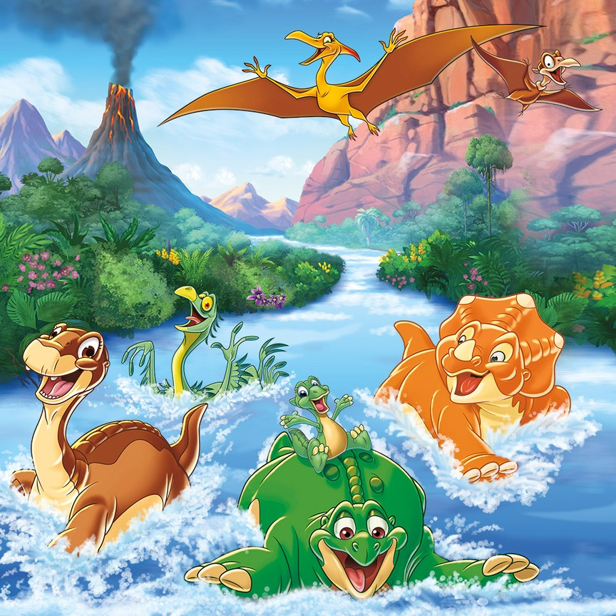 The Land Before Time XIV: Journey of the Heart