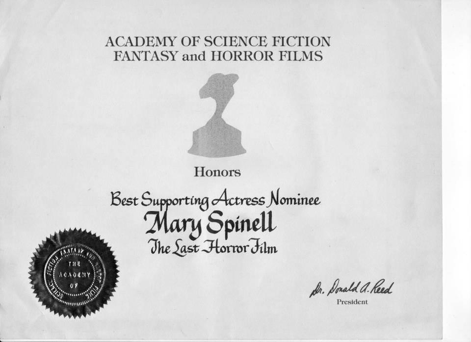The Last Horror Film (Fanatic)